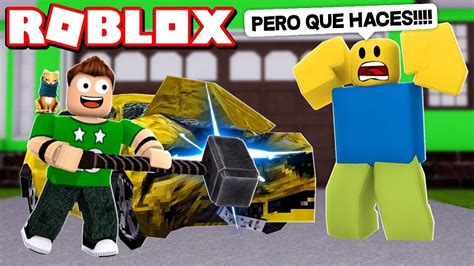 destruimos todo roblox rovi roblox youtube