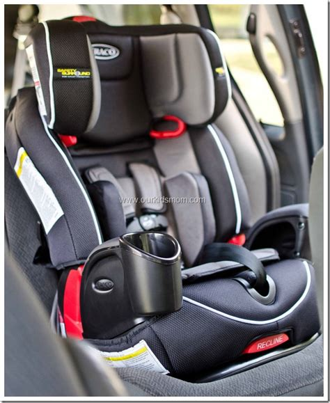 Graco Nautilus 3 In 1 Car Seat Replacement Cover Velcromag