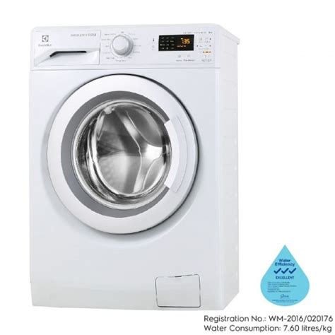 Electrolux Ewf12853 8kg Front Load Washing Machine
