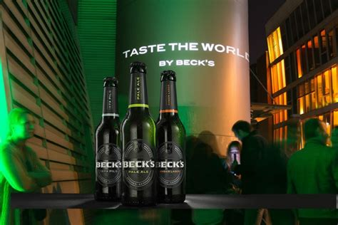 beck s lancia taste the e le birre ispirate a londra e berlino al via cagna digital affissione e tv di havas e we are social