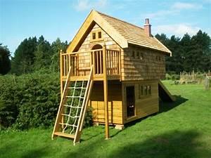 Maison Pour Enfant En Bois : maison bois enfant l 39 habis ~ Premium-room.com Idées de Décoration