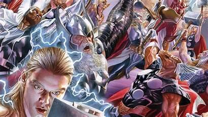 Secret Wars Comics