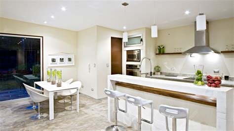 Kitchen Decorating Ideas For Renters by The Modern Kitchen Remodel Merrick Design And Build White