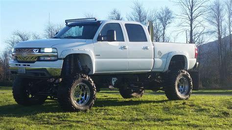 chevrolet silverado  monster truck duramax diesel