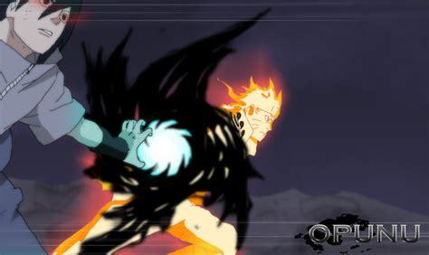 Naruto 641- Enton Rasenshuriken By Opunu On Deviantart