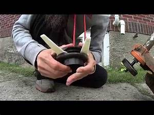 How To Change Replace A Stihl Fs 46 Weed Trimmer Head