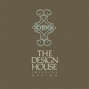 The design house interior design boutique logo for Interior design logos inspiration