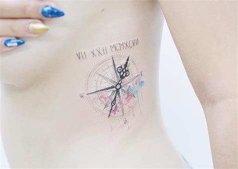 compass tattoo small tattoos  perfect  girls