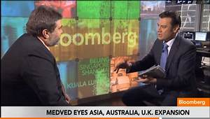 OurCrowd's Jon Medved On Bloomberg TV: Why Are There So ...