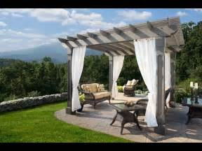 Outdoor Patio Curtain Panels