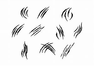 Scratch Marks Vector | www.pixshark.com - Images Galleries ...