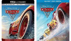Cars 3 Blu Ray DVD Sold Out On Amazon Updated HD Report