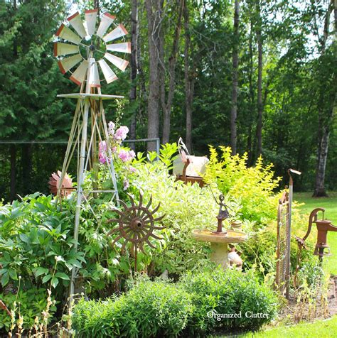 Dana Fun Outdoor Junk Decor Gardens Organized Clutter