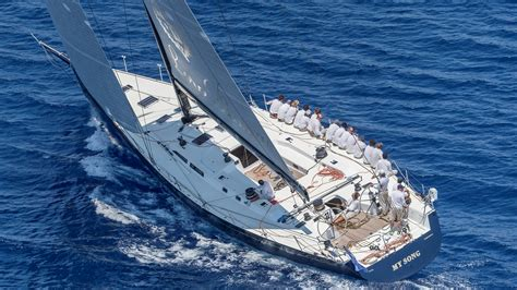 song yacht division  loro piana superyacht regatta