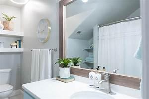 Kids, U0026, 39, Bathroom, Remodel, With, Pops, Of, Light, Turquoise
