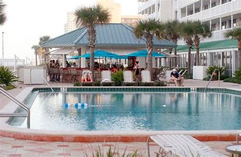 Hotels Near Deck In Daytona by Pool Deck And Reef Bar Picture Of Daytona Resort