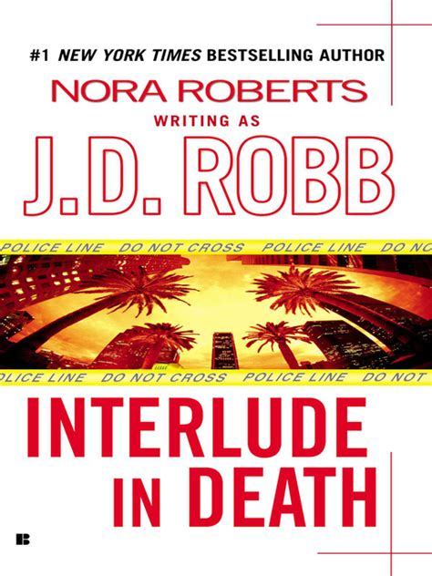 Interlude In Death Ok Virtual Library Overdrive
