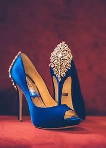 100 Pretty Wedding Shoes From Pinterest Blue Wedding