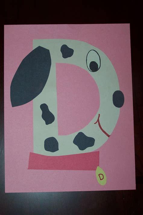 letter  crafts  preschool preschool
