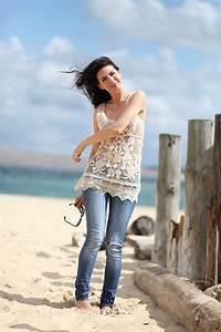 Tenue De Plage Chic : tenue plage hiver ~ Nature-et-papiers.com Idées de Décoration