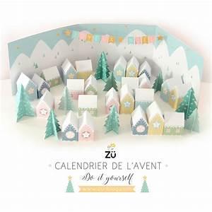 Calendrier De L Avent The : calendrier de l avent diy z le blog ~ Preciouscoupons.com Idées de Décoration