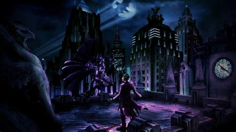 The Joker Animated Wallpaper - batman joker wallpapers 70 images