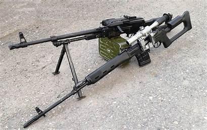 Gun Sniper Dragunov Rifle Svd Machine Kalashnikov
