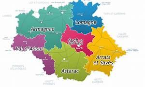 Carte Du Gers Détaillée : info regions du gers ~ Maxctalentgroup.com Avis de Voitures