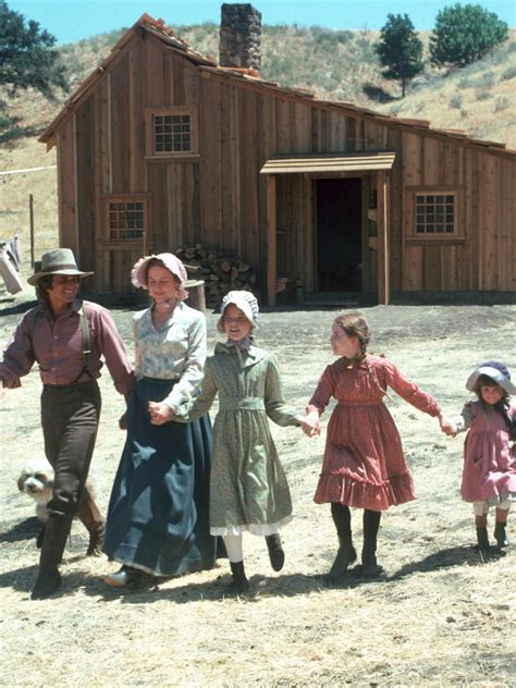 The House On The Prairie by 14 Of Pop Culture S Coziest Craziest And Creepiest Log
