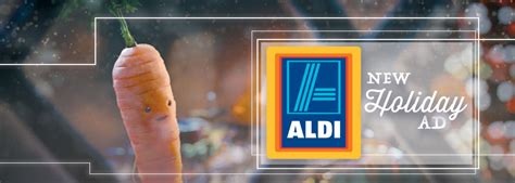 Aldi Holiday Ad Stars Kevin The Carrot's Trials To Meet