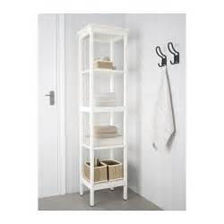hemnes shelving unit white 42x172 cm ikea