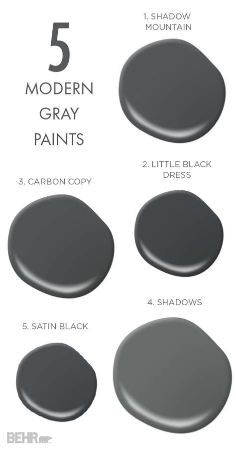 grays interior colors inspirations in 2019 new home inspiration paint colors for home