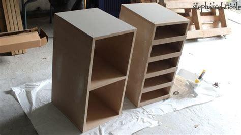 fabriquer bureau beeindruckend comment fabriquer un bureau en bois on