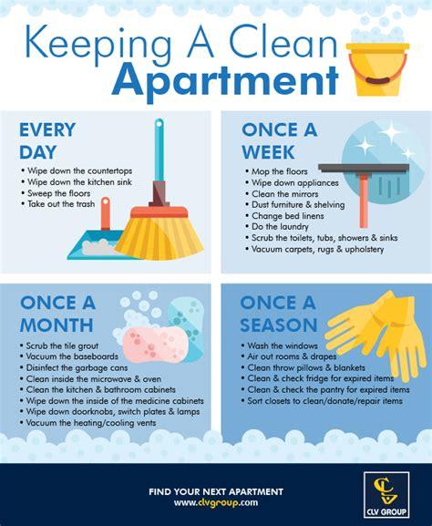 apartment clean clv group