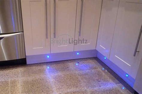 blue led kitchen lights set of 10 led deck lights decking plinth kitchen 4836