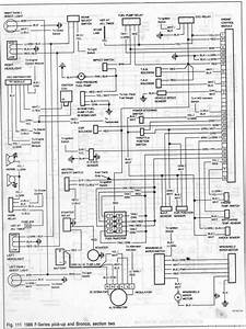 Electrical Wiring Diagram Of 1986 Ford Bronco And F Series Pickup  59899