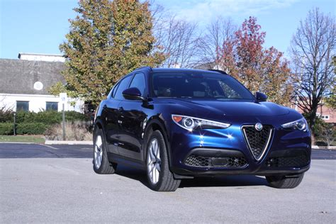 review the stelvio is alfa romeo to the very core ars technica