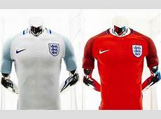 Nueva camiseta NIKE de la Selección de Inglaterra