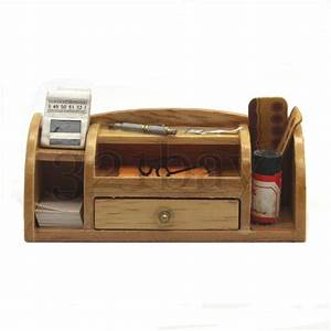 Mini Office Schreibtisch : miniature desk 1 12 wooden office supplies office set pen holder desktop set ~ Orissabook.com Haus und Dekorationen