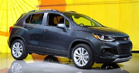 2018 Chevrolet Trax  Changes, Redesign, Release Date
