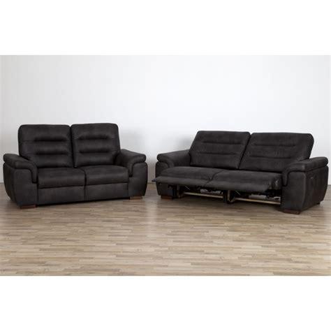 canapé avec relax canapé forest 3pl 2pl fixe option relax panel meuble