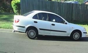 2001 Nissan Pulsar Lx N16