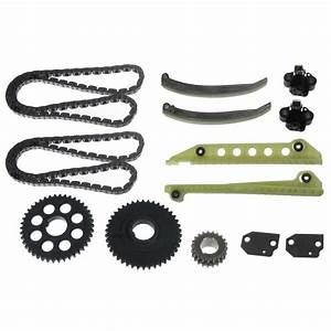 Timing Chain  U0026 Gear Kit Set For Ford Van Pickup Truck