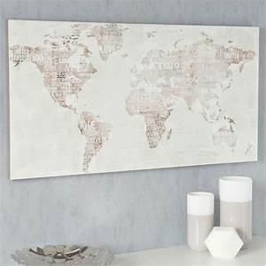 Tableau Carte Du Monde Maison Du Monde : les 25 meilleures id es concernant tableau carte du monde sur pinterest tableau maison du ~ Teatrodelosmanantiales.com Idées de Décoration