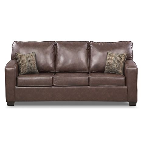 queen sleeper sofa sale brookline queen innerspring sleeper sofa american