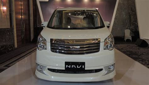 Toyota Nav1 Modification by Pictures Of Toyota Nav1 Navigator One Toyota Noah