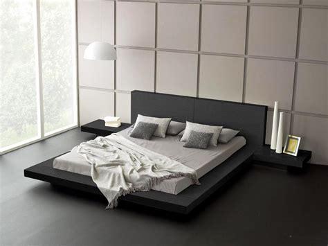 Modern Platform Beds  The Holland  Tranquility Modern