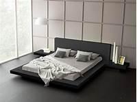 modern platform bed Modern Platform Beds : The Holland - Tranquility Modern ...