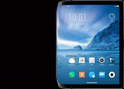 Foldable Smartphone Flexpai Phone Flexible Display Worlds