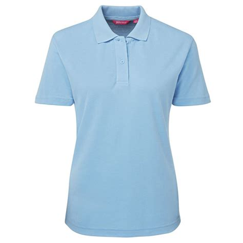 light blue polo shirt womens polo shirt women 39 s memory threads